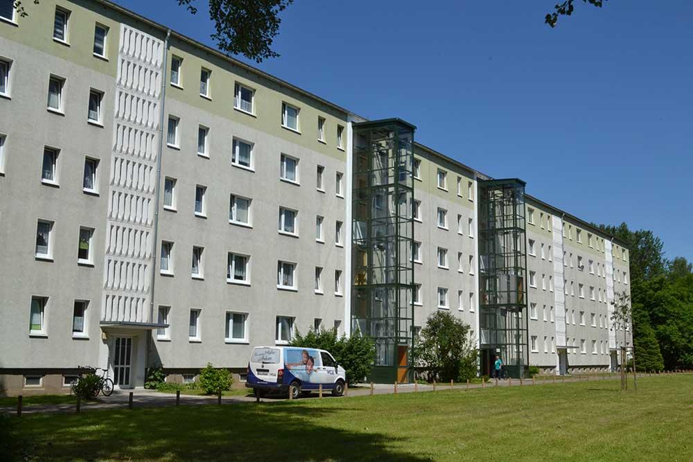 Wohnung Stralsund Mieten